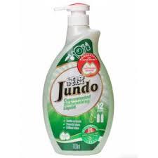 <b>Гель для мытья посуды</b> Jundo Green tea with Mint с гиалуроновой ...