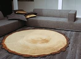 cool rug designs. Woody Wood Rug Cool Designs