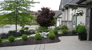 flower bed ideas for front yards. south surrey home before fabulous flower beds - pic 2 after yard transformation 1 bed ideas for front yards e