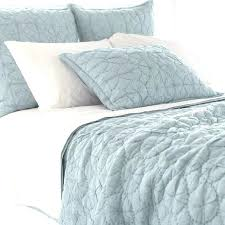 pine cone hill duvet classic ruffle marina quilt collection