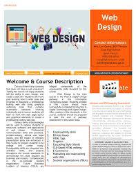 Fbla Web Design Web Design Syllabus By Lori Carter Issuu