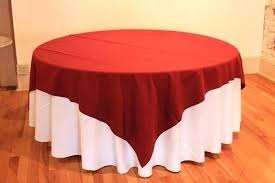 tablecloth for 60 round table inch round table with square tablecloth inch sq linen on a
