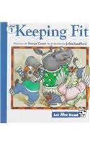 keeping fit let me read level dunn sonja