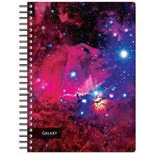 Бизнес-тетрадь Attache Selection Space Galaxy А4, 120 л, клетка ...