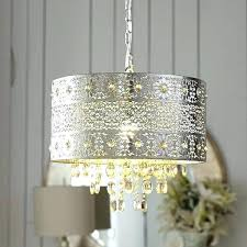 light fixture glam crystal accent pendant chandelier chic boho australia