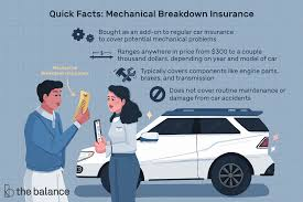 Your cost depends on individual factors like your car's value. Should You Get Mechanical Breakdown Insurance Mbi
