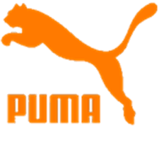Orange Puma Logo - Roblox