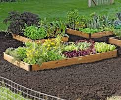 Natural Image Plans In Raised Garden Beds Raised Bed Garden Designs ...