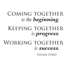 Together Quotes Amazing Belvedere Designs LLC Coming Keeping Working Together Wall Quotes