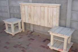 whitewash furniture. White Washed Headboard | WHITEWASH HEADBOARD WITH 2 PEDESTALS - Furniture Stuff For Sale Whitewash