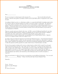 appeal letter format card authorization  8 appeal letter format