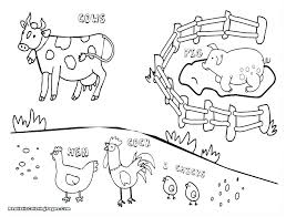 farm animals coloring sheets farm animals colouring free printable coloring pages farm animals printable coloring coloring