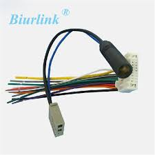 car radio wiring harness cd stereo wire radio antenna adapter for car stereo wiring harness adapter car radio wiring harness cd stereo wire radio antenna adapter for nissan livina tiida