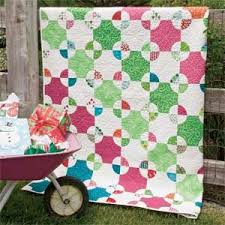Best 25+ Mccall's quilting ideas on Pinterest | Patchwork patterns ... & Mill Wheel: FREE Classic Template-Pieced Lap Quilt Pattern by McCall's  Quilting Adamdwight.com