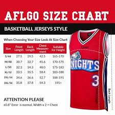 Awesome Illustration Nba Jersey Size Chart At Graph And Chart