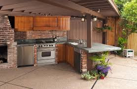 Outdoor Kitchens Designs And Kitchen Floor Plan Design With An Attractive  Method Of Ornaments Arrangement In Your Foxy Kitchen 35