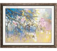 candice olson branches et sous bois transitional botanical scenic framed wall art ppg 7138 see details  on transitional framed wall art with candice olson 7138 branches et sous bois transitional botanical