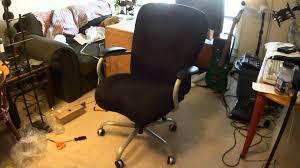 big man office chair for inspirations boss big man office chair b unboxing installation