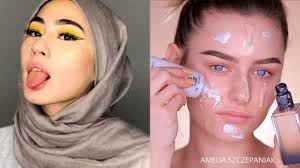 new viral makeup tutorials 2019 best makeup transformations pilation