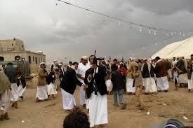 اليمن - متقاعد في الجيش يقتل 12 مدعواً بينهم اطفالا اثناء حفل زفاف ابنته