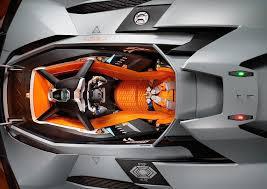 Lamborghini Egoista Concept Is the Car of the Half Century ...