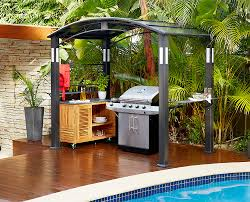 outdoor kitchen for small spaces - Google Search