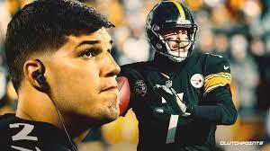 Steelers News Mason Rudolph Wins Backup Qb Job Behind Ben
