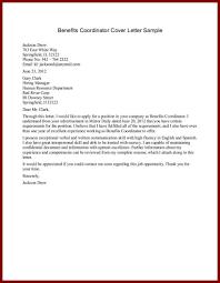 Hr Coordinator Cover Letter Data Clerk Cover Letter