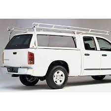 Hauler Aluminum Pickup Truck Cap Camper Shell Ladder Utility Racks ...