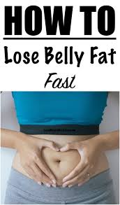Lose Belly Fat Fast 10 Tips For A Flat Stomach Lose Weight