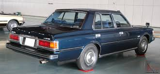 Toyota Crown Eight - car classics