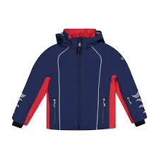 Bogner Ski Suit Size Chart Bogner Boys Ski Jacket In Blue With Star Detail For Boys