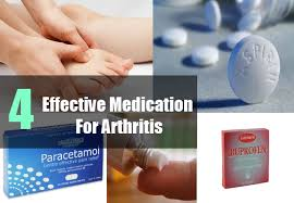 prescription drugs for arthritis pain relief