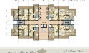 Apartment Building Plans Design Unique Inspiration Design