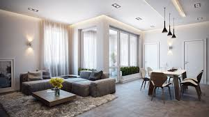 apartment interior design. Perfect Interior View In Gallery Stylish German Apartment By Alexander Zenzura For Interior Design T