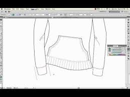 In this illustrator tutorial, learn how to make dotted lines with stroke options and the pen tool. Pin On Digital Fashion Illustration