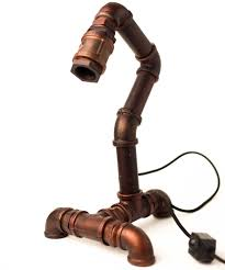 industrial pipe lighting. Pipe Lamps Dimmer Industrial Vintage Antique William And Watson Edison Bulbs Lighting