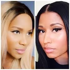 inspired nicki minaj natural makeup bold liner you