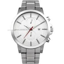 """french connection fcuk watches watch shop comâ""""¢ mens french connection watch fc1270sma"""
