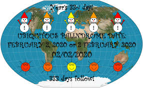 Palindrome Dates: 21st Century