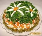 122 Вегетарианские салаты на день рождения простые и вкусные рецепты
