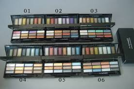 professional makeup mac eyeshadow palette 20 color 3 mac dollar salable how to bee a