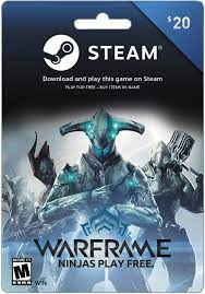 Steam gift cards and wallet codes are an easy way to put money into your own steam wallet or give the perfect gift of games to your friend or family member. Valve Steam Wallet 20 Gift Card Steam Warframe 2017 20 Best Buy