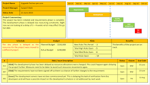 weekly report format in excel free download weekly report template ppt project template ppt status report