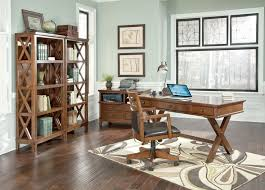 home office set. burkesville 4 piece home office set by signature design ashley at belfort furniture