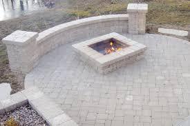 Fire Pits Traditional Patio Chicago by JB Brickworks Inc