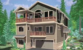 sloping lot house plans australia beautiful house plans for sloping lots side back to front narrow