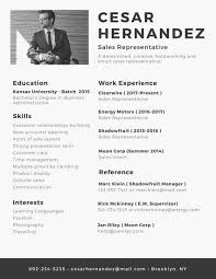 Resumes With Photos Customize 979 Resume Templates Online Canva