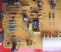 tag neptune schematic and repair information the c phase drive section of the motor control board