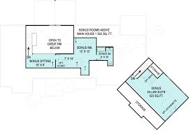 View Plan W Great Rm U0026 Kitchen On Third Floor Multiple DecksView House Plans